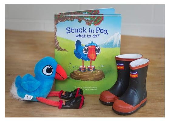 Image of Stuck in Poo Package