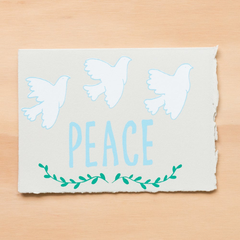 Image of Peace Doves
