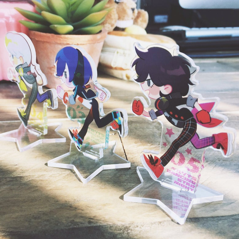 Image of Dance!! standee - persona5/4/3