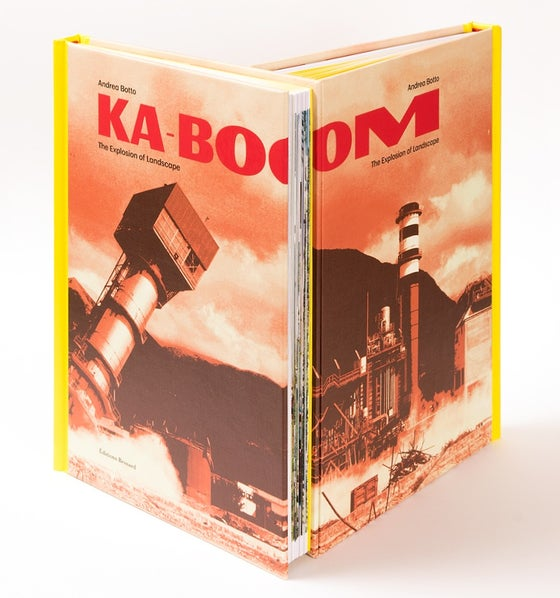 Image of KA-BOOM The Explosion of Landscape (signed + C-print)
