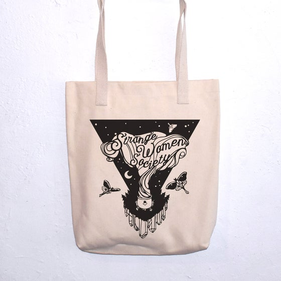 Image of Follow the Flame Canvas Bag