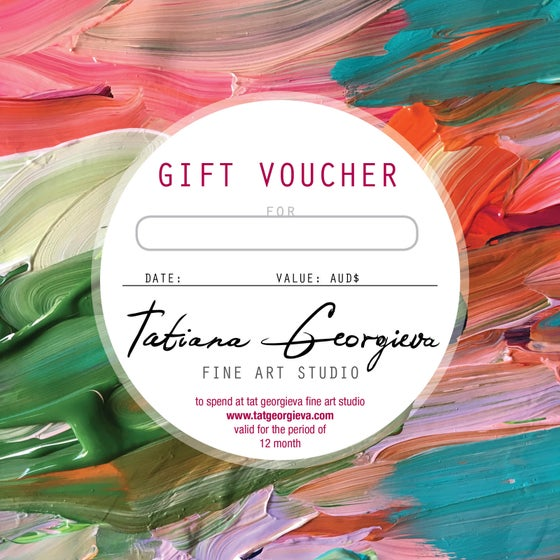 Image of Gift vouchers ($50-$500)