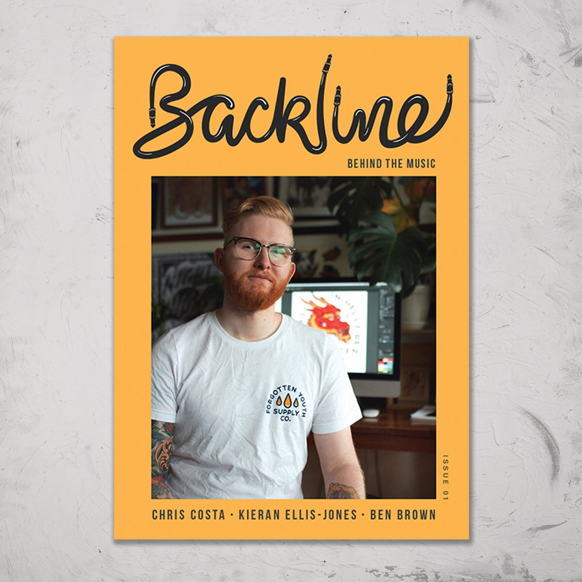 Image of Issue 01
