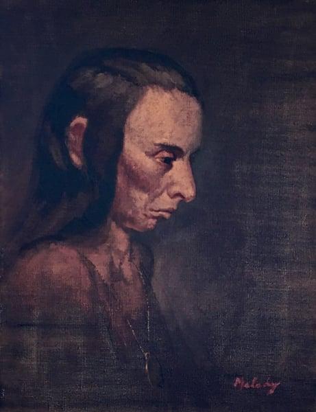 Image of Untitled: Elderly Female Model