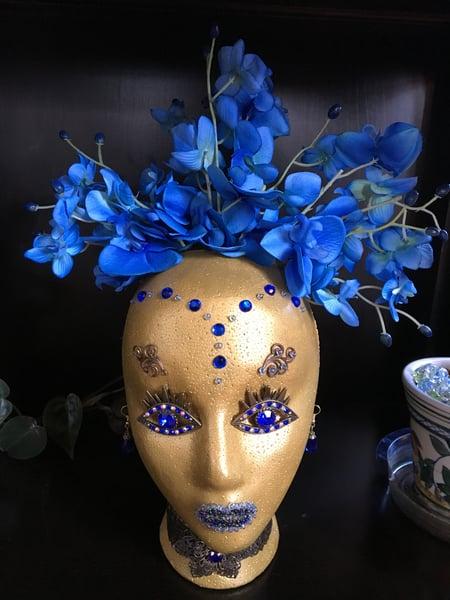 Image of Untitled: Blue Lady