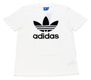 Image of White Trefoil Tee