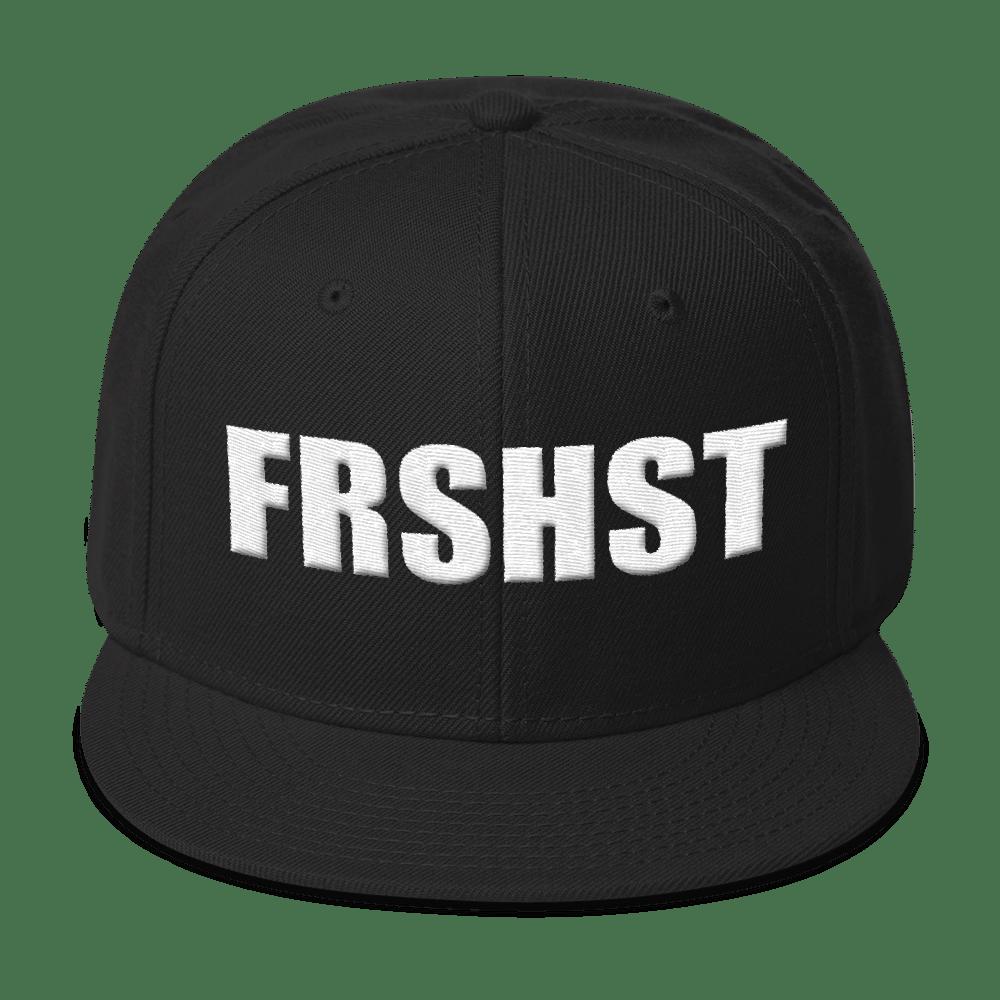 "Image of ""FRSHST"" Emroidered Hat"