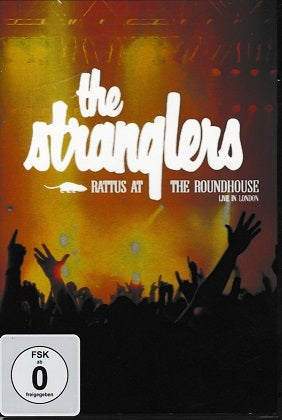 Image of THE STRANGLERS - Rattus At The Roundhouse - Édition DVD