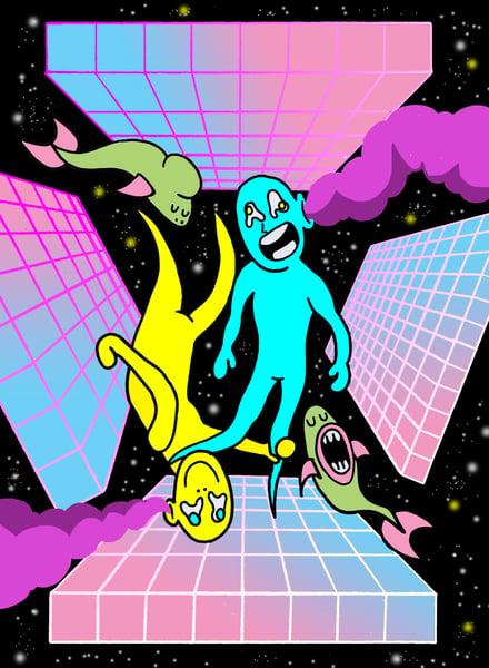 Image of LSD dream