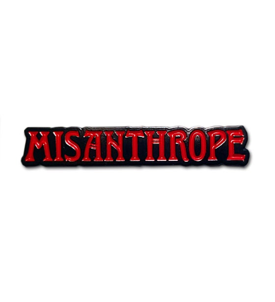 Image of Misanthrope Lapel Pin