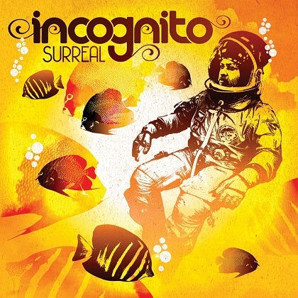 Image of INCOGNITO - Surreal - Edition CD Jewelcase