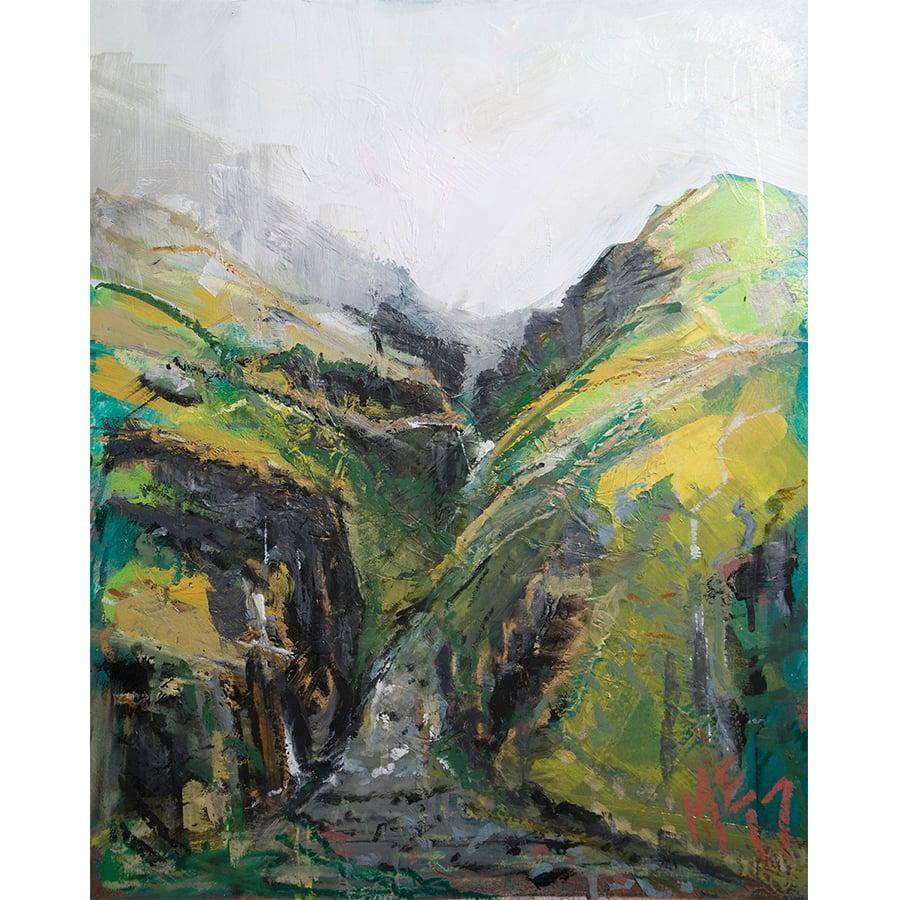Image of Piers Gill (Original painting)