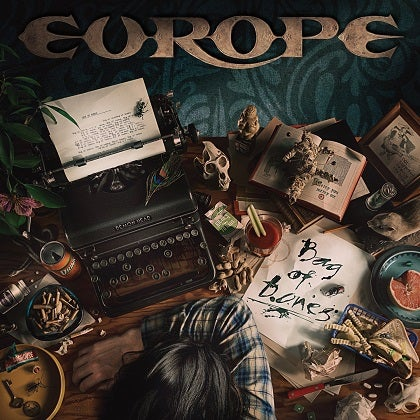 Image of EUROPE - Bag Of Bones - Edition CD Jewelcase