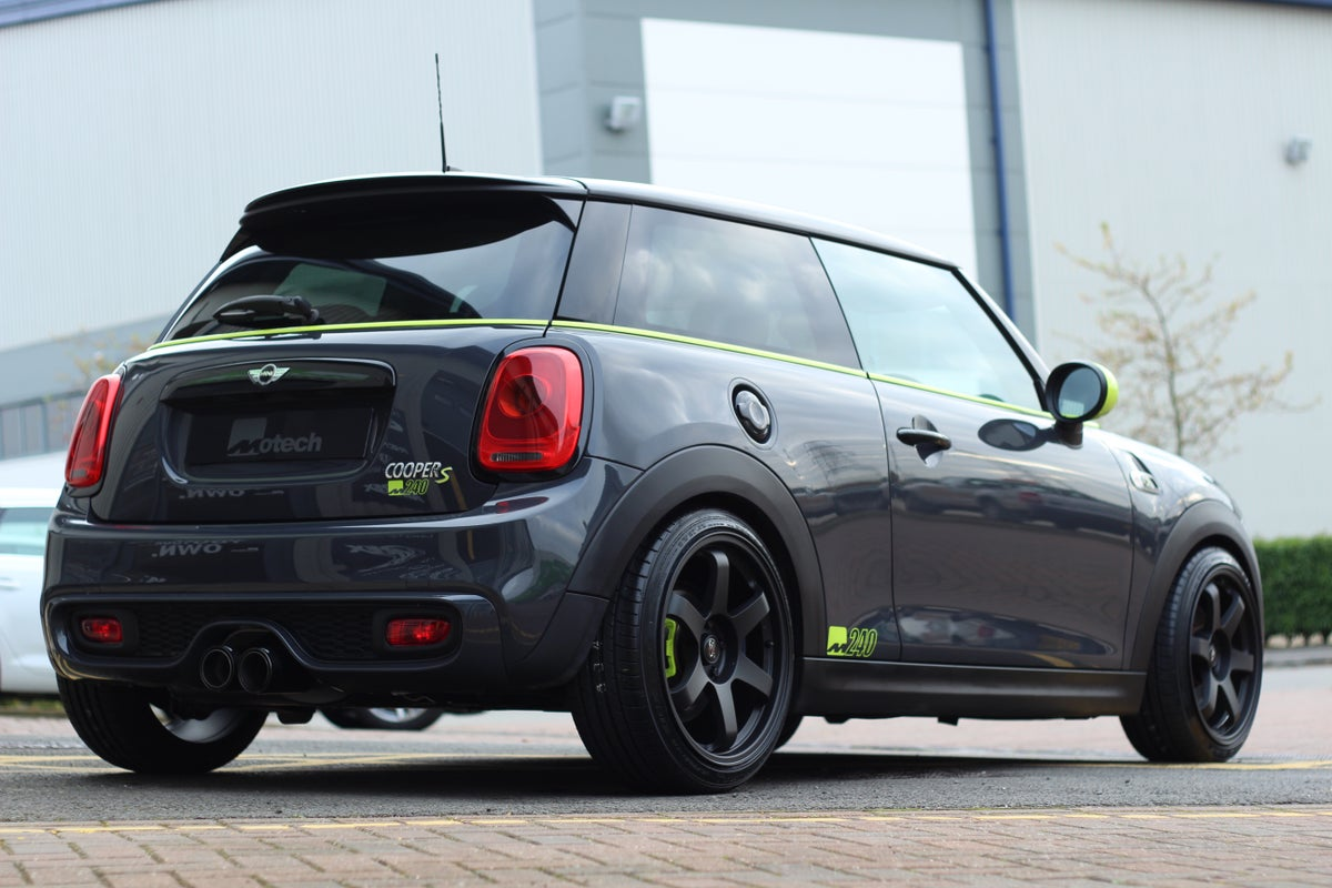 Image of Remus Exhaust Mini Cooper S 2.0 Turbo 189BHP