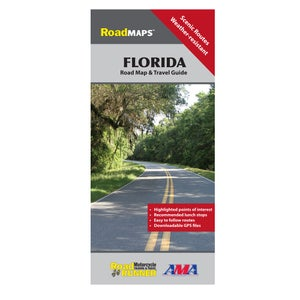 Image of Florida State Road Map