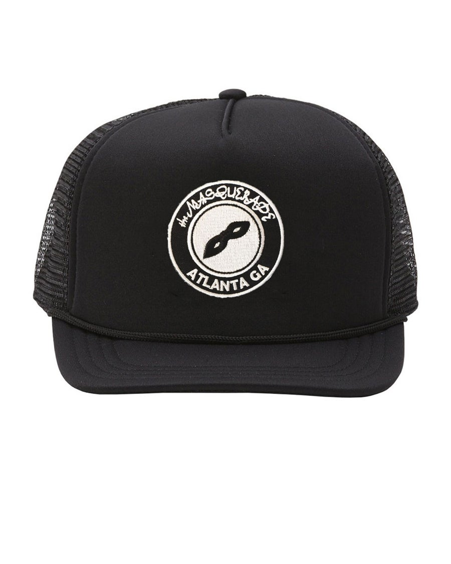Image of Masquerade Trucker Hat