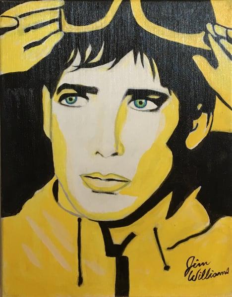 Image of Yellow Guy by Jim Williams (Corte Madera, CA)