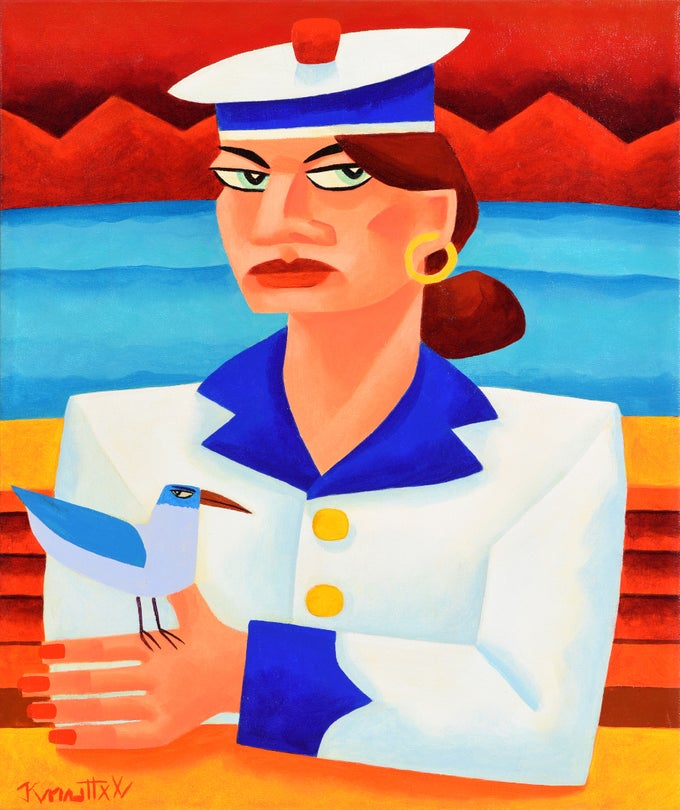 Image of LADY SAILOR