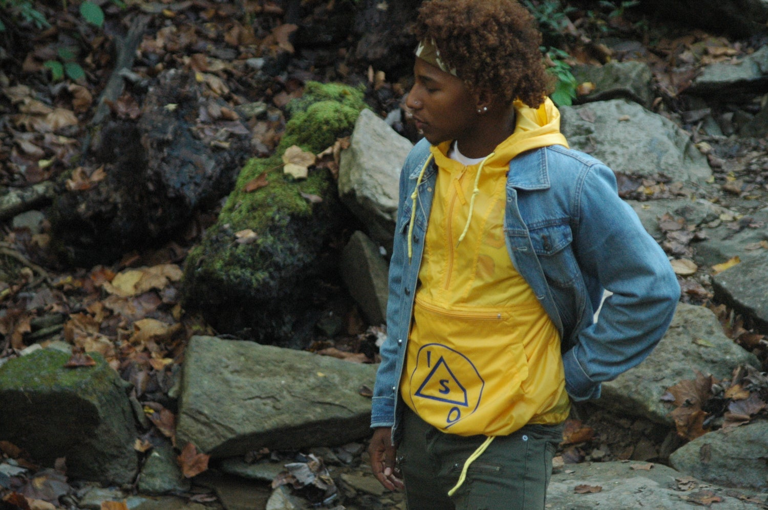 Image of Cascades Canary Zip Pullover