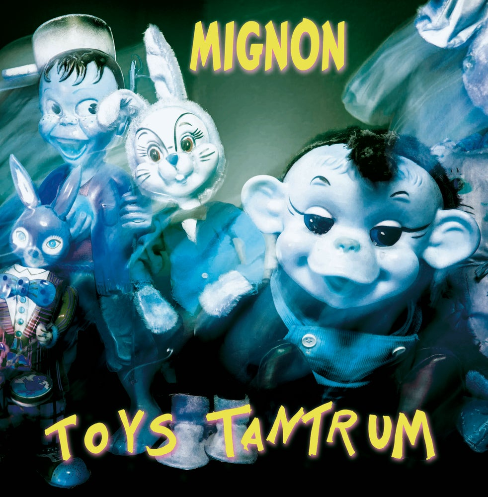 Image of TOYS TANTRUM Black Vinyl