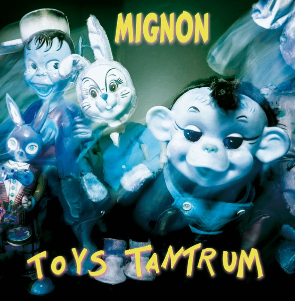 Image of TOYS TANTRUM CD