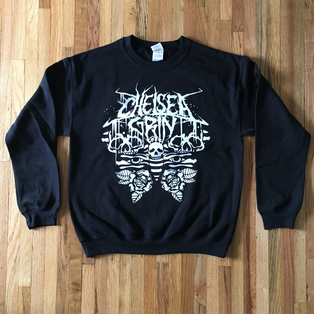 Image of Moth Crewneck