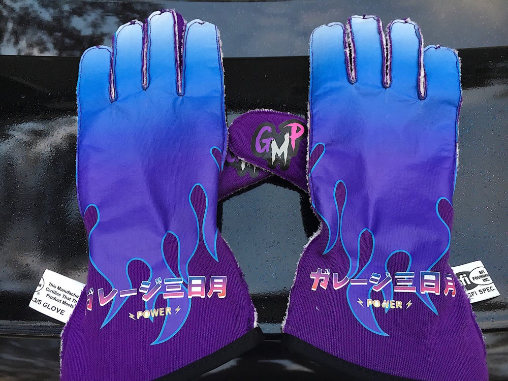Image of Blurple GMP Gloves