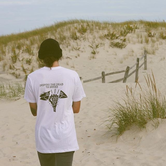 Image of INSPIRE THE DEAD POCKET TEE