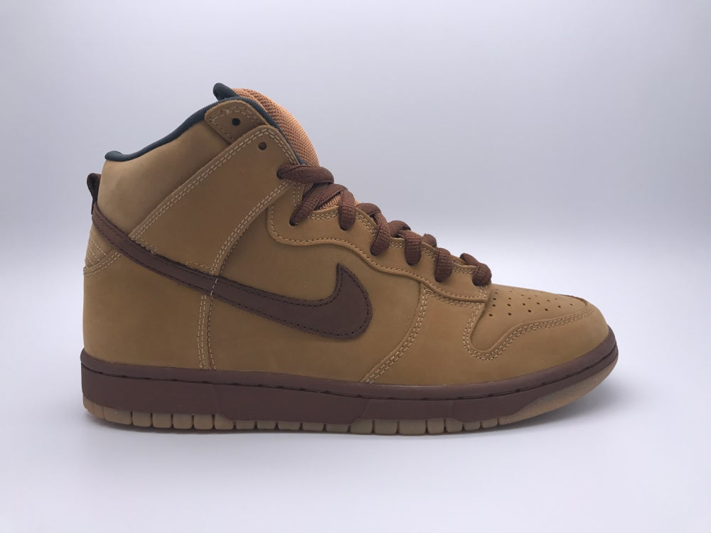 be78a1e6 NIKE DUNK HIGH PRO SB | shawnyboy specials