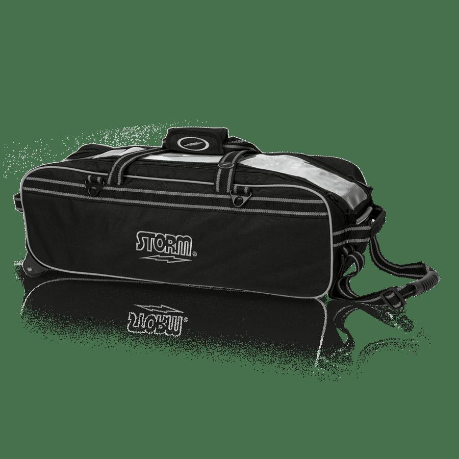Image of Storm 3-Ball Tournament Travel Bag Black