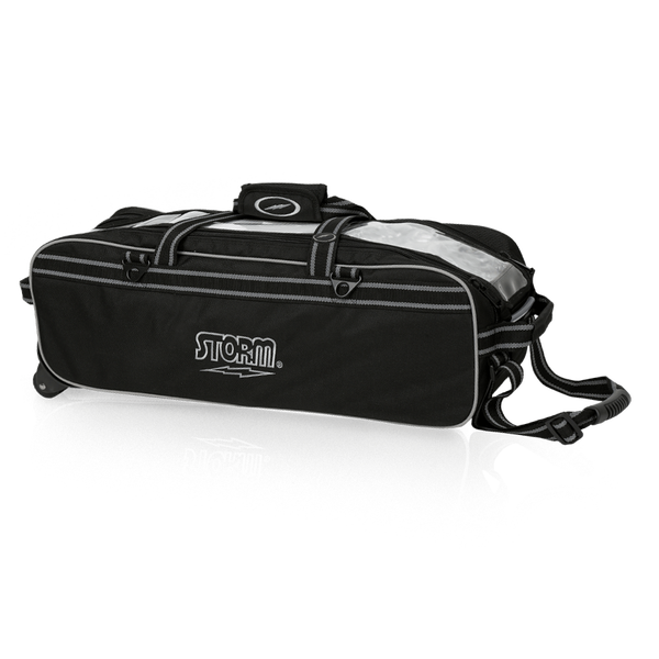 Image of Storm 3-Ball Tournament Travel Bag Black