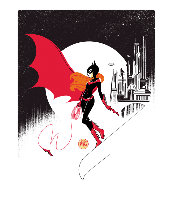 Image of Batgirl the Batwoman