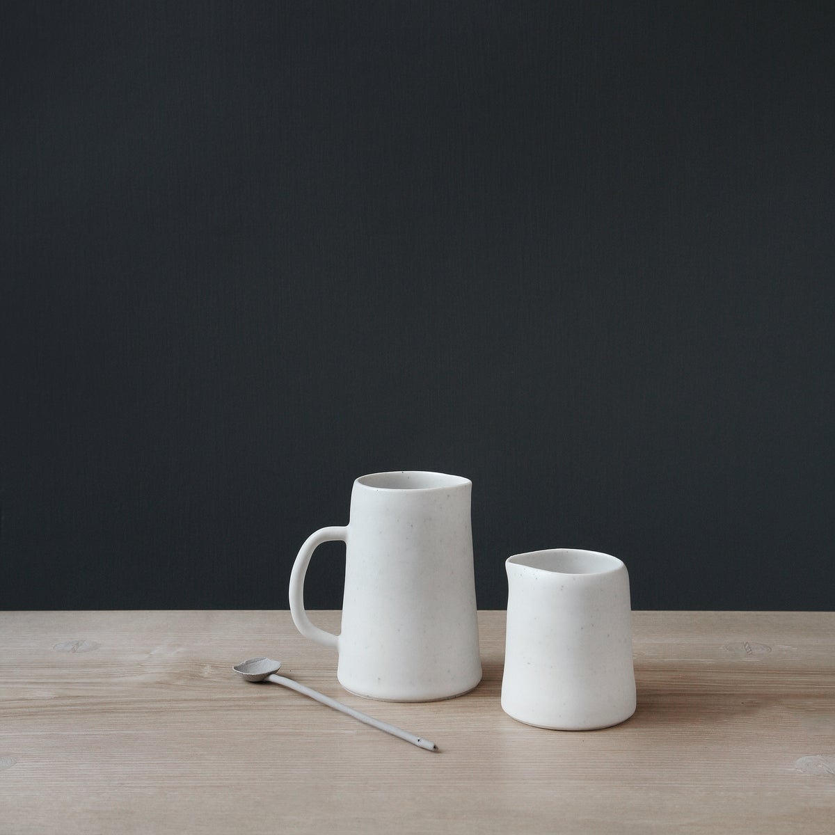 Image of Medium Cream Jug by Elaine Bolt