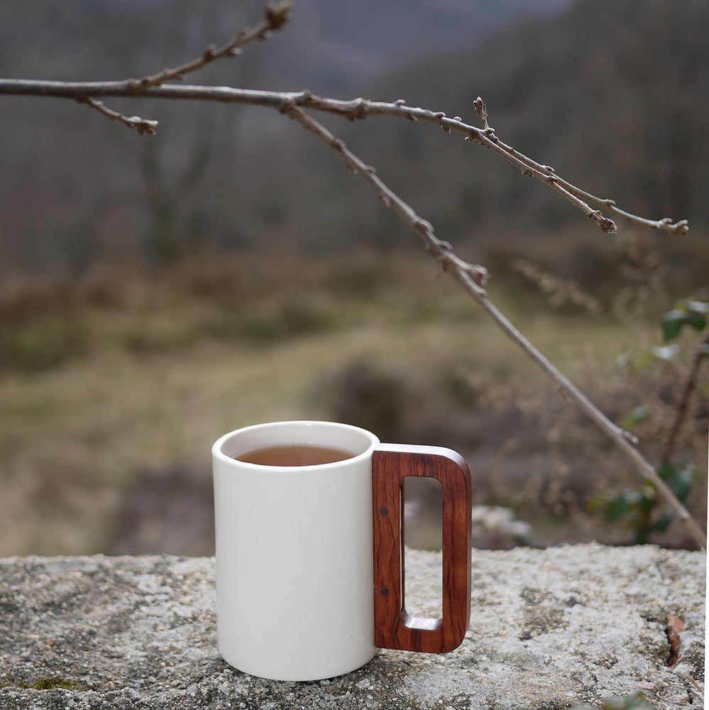 Image of MUG. White
