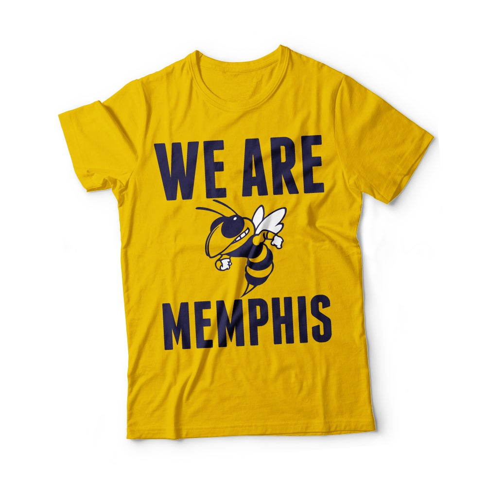 Image of We Are Memphis T-Shirt or Hoodie