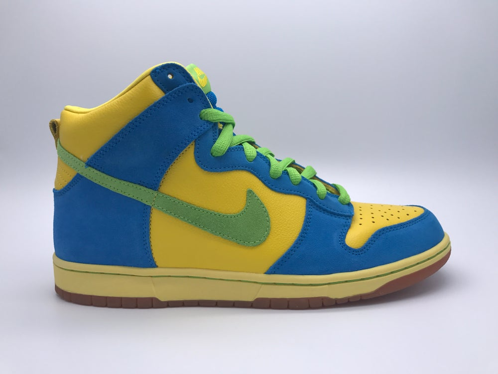 hot sale online 15b43 03780 Image of NIKE DUNK HIGH PRO SB