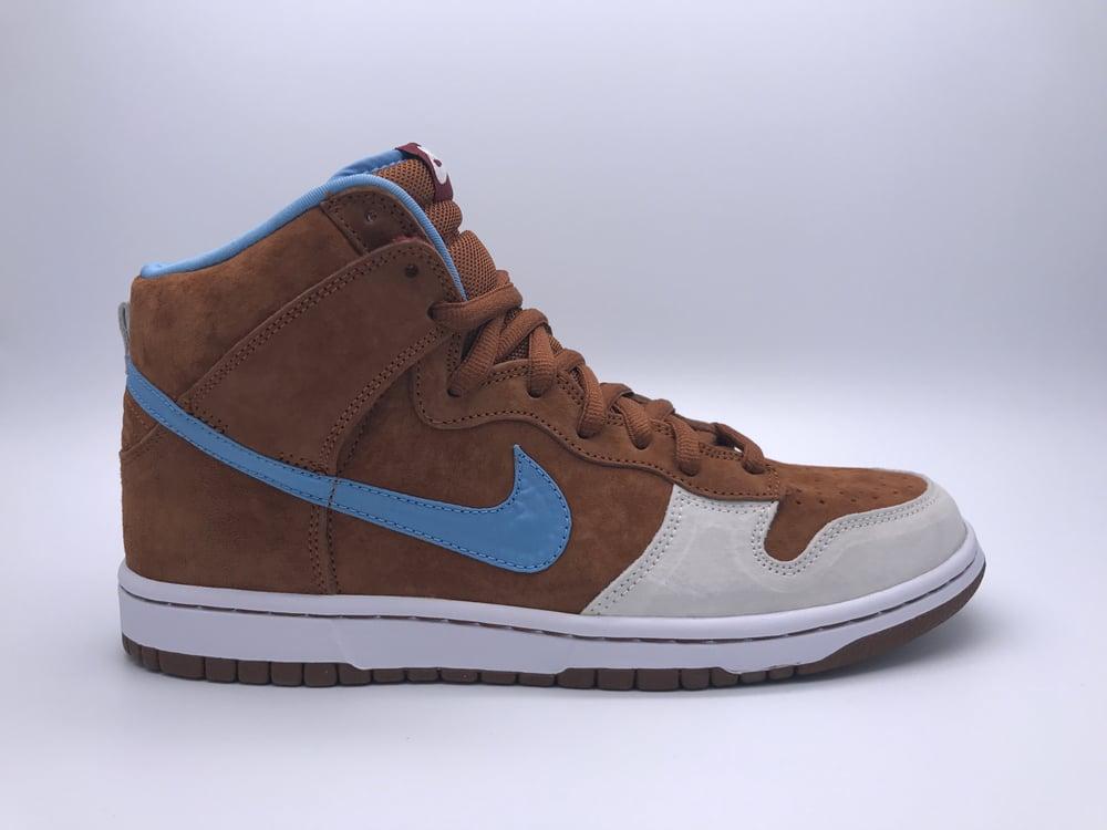 Nike SB Dunk High Skate Mental 313171 241