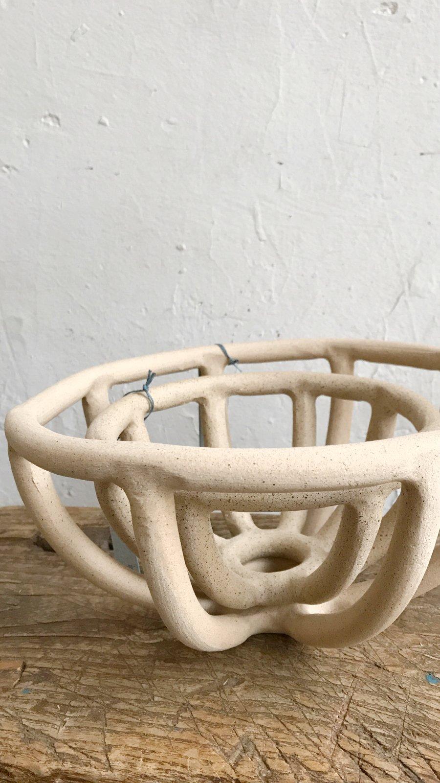Image of SIN Stoneware Fruit Bowl