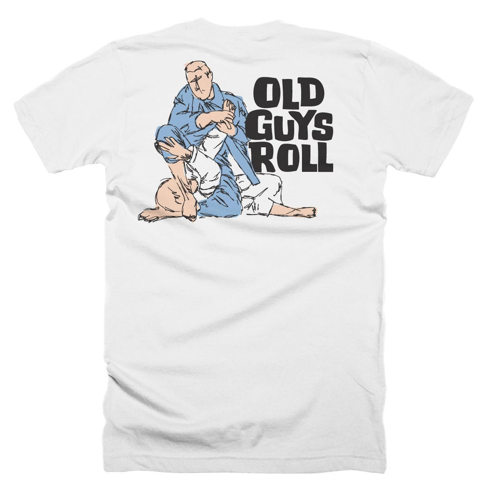 "Image of OLD GUYS ROLL ""ARM BAR"""