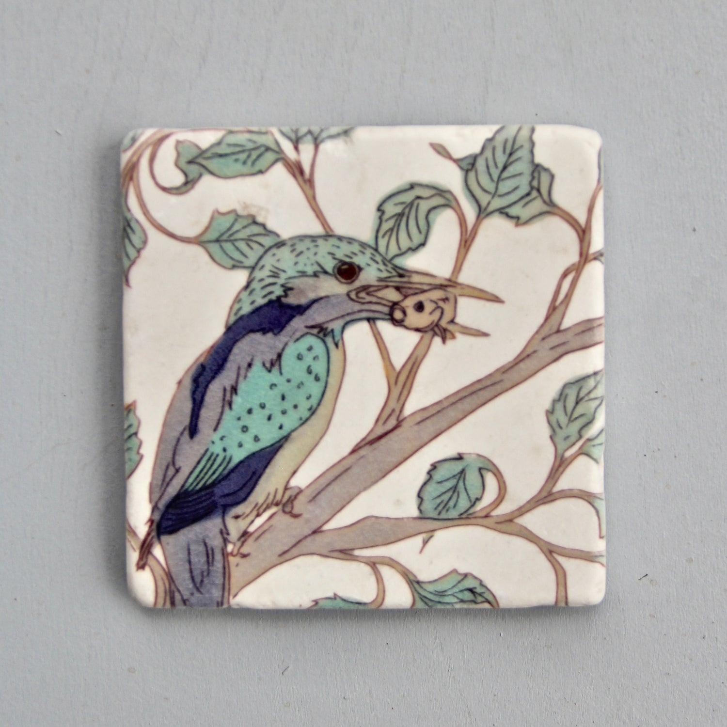 Image of Kingfisher Coasters (set of 4)