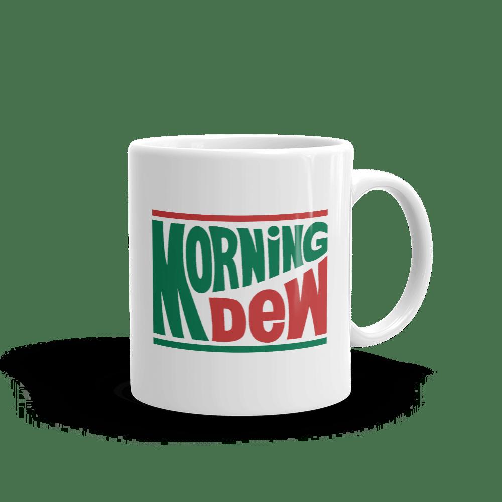 Morning Dew Ceramic Coffee Mug