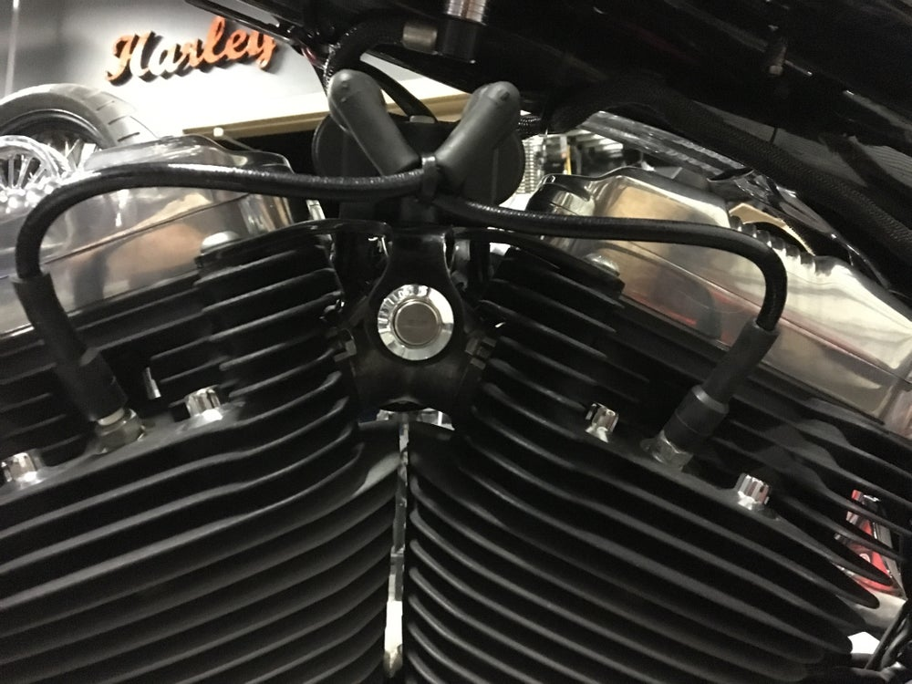 Image of 04-18 Sportster Motor Mounts