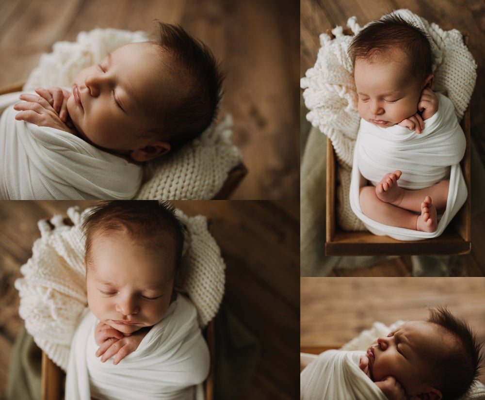 Image of Newborn & Maternity Session Collections