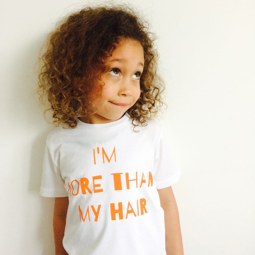 Image of 'HAIR' TEE