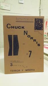 Image of Chuck Norris #7 (segunda edición)