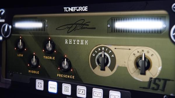 Image of JST Toneforge: Jason Richardson