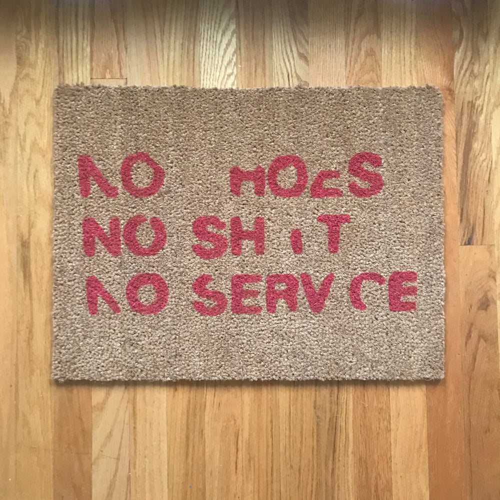 Image of HOUSE RULES Doormat