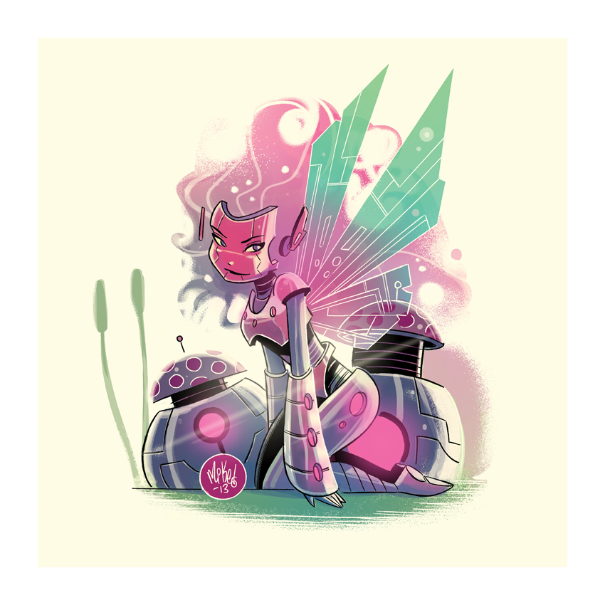 Image of Robot Faerie