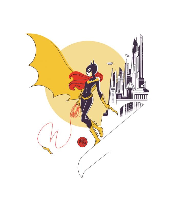 Image of Batgirl Classic