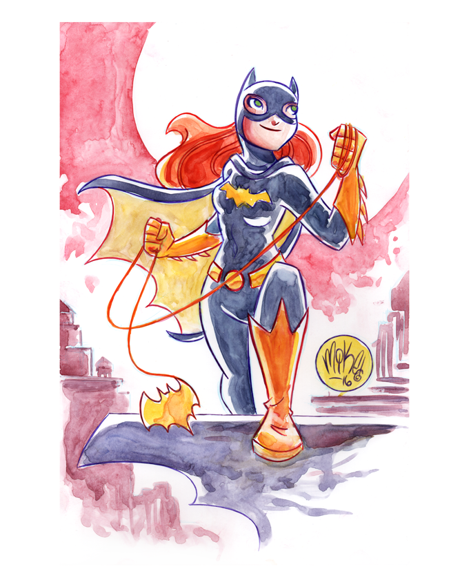 Image of Batgirl (Animated Costume)